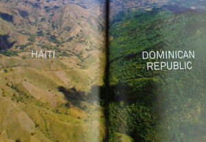 In 1923, over 60% of Haiti was forested.  In 2006, less than 2% was.  This is a calamity for people and wildlife in Haiti.